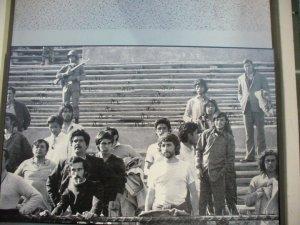 Lo Stadio Nazionale di Santiago del Cile