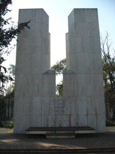 Tomba del pres. Salvador Allende