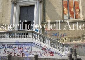 """2013 © lois_design """"lo scempio di Santa Chiara"""""""