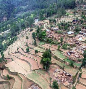 villaggi nepal